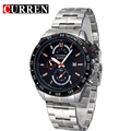Curren New Classic Quartz Men Dress Watches Fashion and Casual Luxury Business Watches Men Wristwatches,W2143