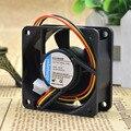 Entrega gratuita. 614 NHHR original 24 VDC 3.0 W 60*60*25mm equipo ventilador de flujo axial