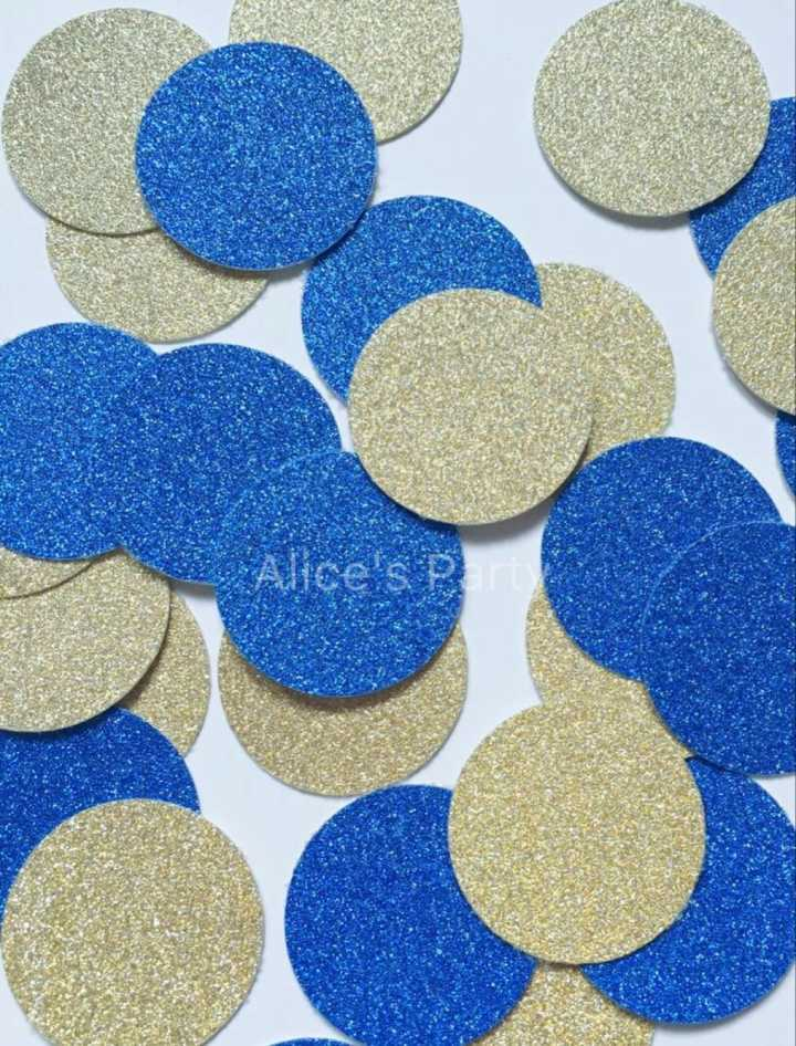 Royal Blue And Gold Decorations For Baby Shower from ae01.alicdn.com