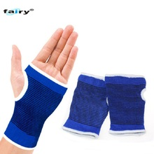 AG 1 Fairy Store 2016 Hot Selling Support Wrist Gloves Hand Palm Gear Protector Elastic Brace Gym Sports drop shipping