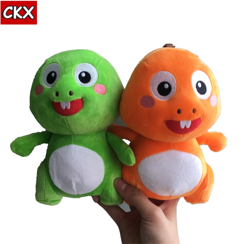 photo regarding Vipkid Printable Props called kawaii 20cm VIPKID Crammed Dino Eco-friendly Dinosaur Doll Dino hand puppets Meg and Mike instructor props Youngster items