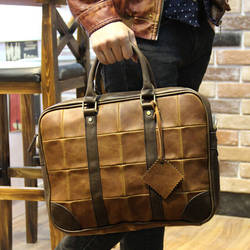 Для мужчин модные портфели 2019 бизнес чехол для s Человек Бизнес Портфели Модель: MX018
