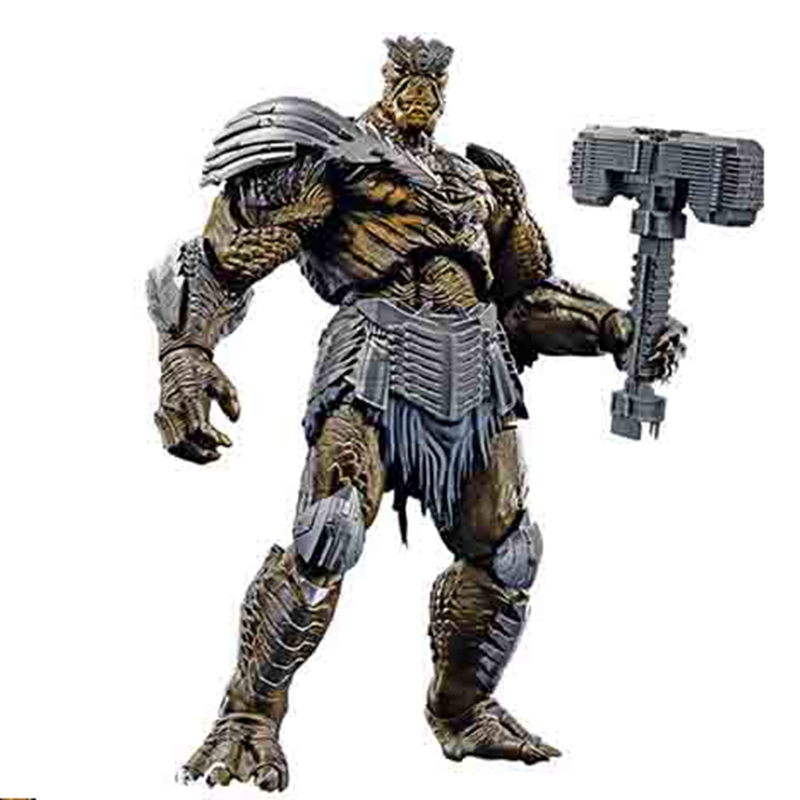 "Marvel Legends Avengers Infinity War Thor Cull Obsidian BAF 6/"" Figure"