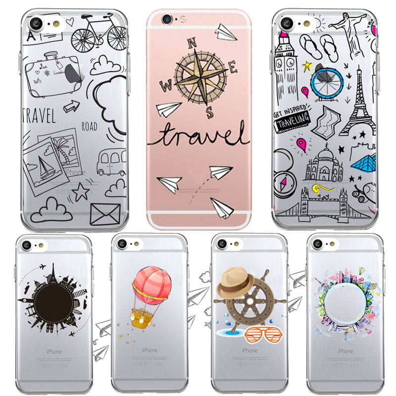 coque iphone 6 travel