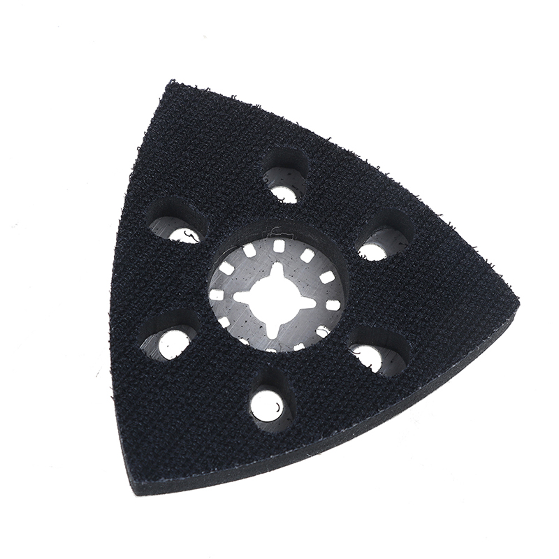 1PCS Sanding Pad For Multitool Saw Blade Cutting And Grinding Machine Accessories 80*80*80mm