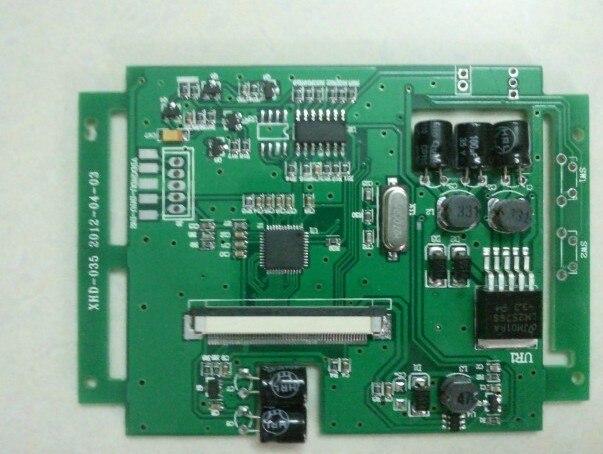 3,5 дюймовый LQ035NC111 ЖК-экран с LQ035NC111 плата драйвера