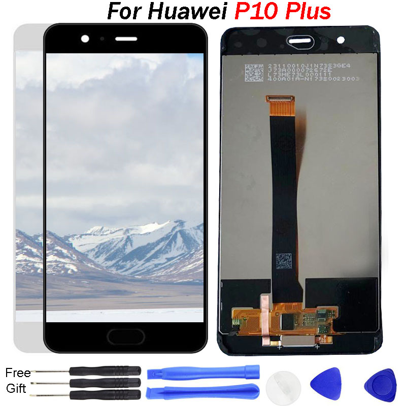 For Huawei P10 Plus LCD Display 2560*1440 Touch Screen Digitizer Assembly Repair Replacement Parts VKY-L09 VKY-L29 LCD ToolsFor Huawei P10 Plus LCD Display 2560*1440 Touch Screen Digitizer Assembly Repair Replacement Parts VKY-L09 VKY-L29 LCD Tools