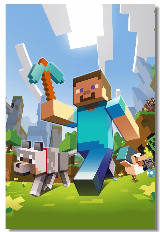 Download Portrait Minecraft Wallpapers