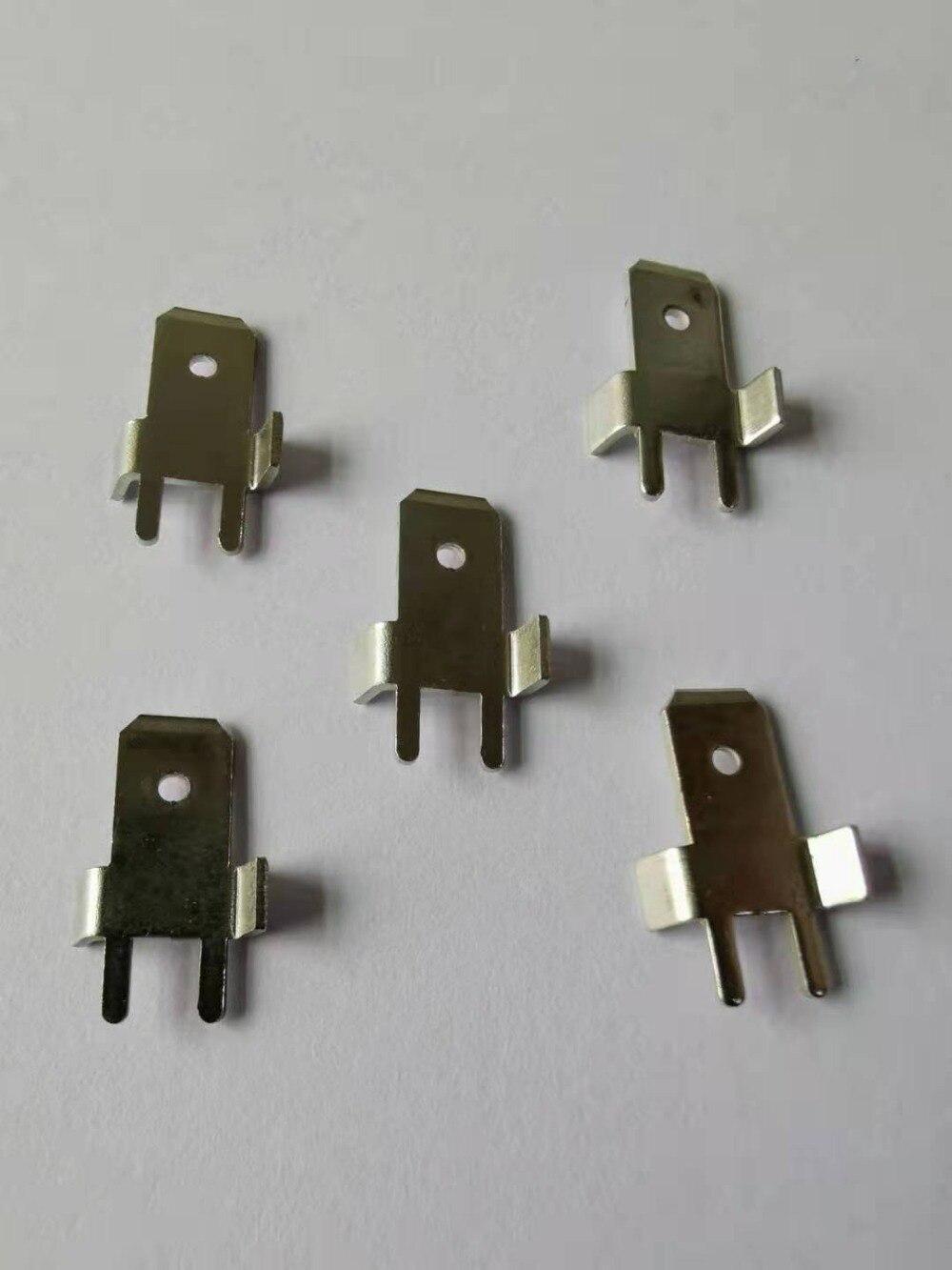 50 piezas 6,3 doble curvado inserto pcb terminal de soldadura insertar cobre estañado enchufe macho UMIDIGI F1 jugar Android 9,0 48MP + 8MP + 16MP cámaras 5150mAh 6GB RAM 64GB ROM 6,3