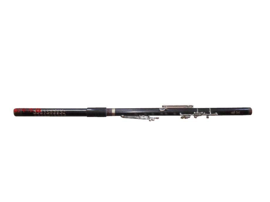 2017 Clarinetto Selmer Výprodej Hot Bb 11 Clarinet Reed Bau Hudební nástroj Zizhu Black Sandalwood Adjustable 6 Key Professional