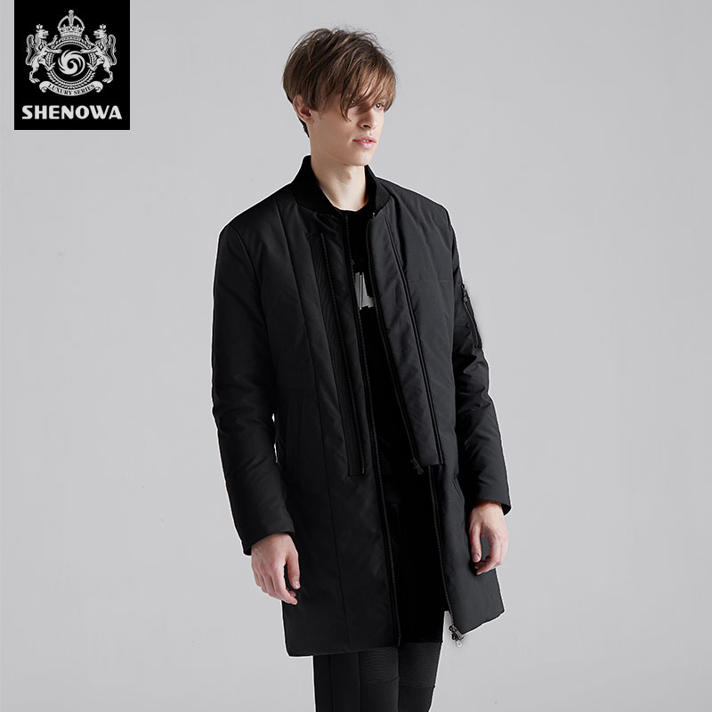 2018 new arrival winter and autumn duck down coats men jackets
