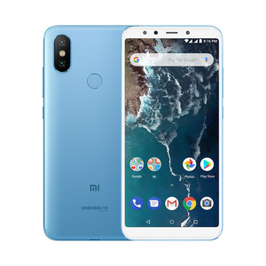 Image 4 - Spain 1~5 Work Days Global Version Xiaomi Mi A2 4GB 32GB Android One 5.99 Full Screen S660 AI Dual Camera Mi A 2 Cellphone