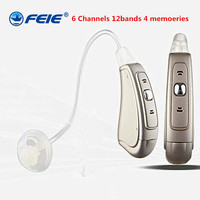 2018 technology innovation medical ear machine hearing aid RIC sound amplifier hearing machine my 18s free shipping