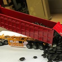 6x4 хобби Неокрашенный комплект с грузовиком для 1/14 Масштаб RC TAMIYA LEISU Highline трактор прицеп хобби 56514 56323 56318 R470 R620 R730