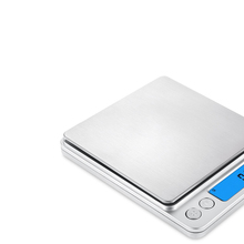 500g x 0.01gDigital Kitchen Scales Pocket  Mini Electronic  jewelry Weight Balanca Scale Cooking Food  Back-Lit LCD Display