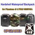 Модернизированный Hardshell Рюкзак Водонепроницаемый Сумка Чехол для DJI Phantom 4/4 PRO/3 Стандарт/Профессиональный/расширенный