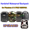 Upgraded Hardshell Backpack Waterproof Shoulder Bag Carrying Case for DJI Phantom 4/ 4 PRO/ 3 Standard/ Professional/ Advanced