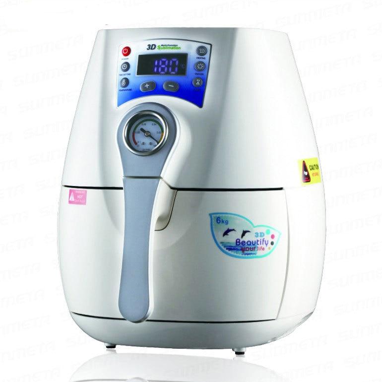 ST-1520 3D Mini Sublimation Vacuum Machine Heat Press Machine For Phone Case Cover Mug Cups Sublimation