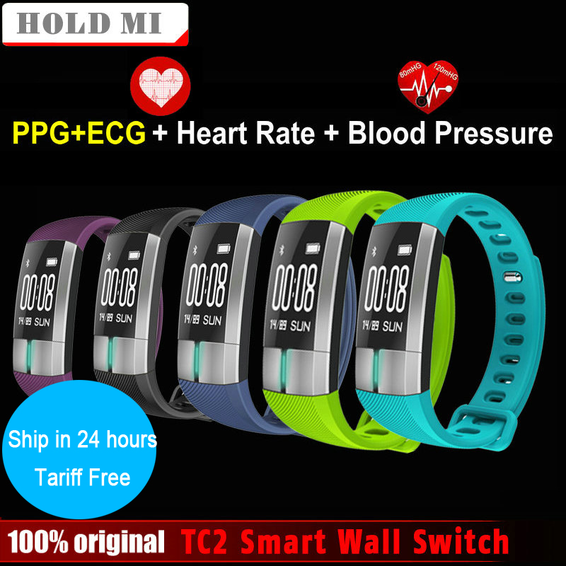 G20 ECG in tempo Reale Sentire Rate Monitor Braccialetto Intelligente Fitness Activity Tracker Pressione Sanguigna Wristband Pulsometro PK ID107