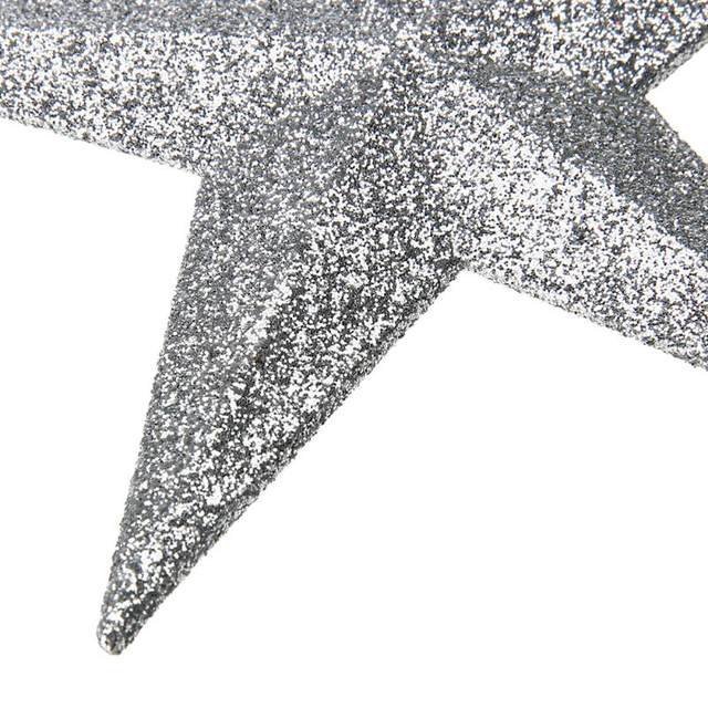 Christmas Tree Top Stars Pine Garland Sparkle Ornament Christmas Decoration for home Christmas Tree Ornament Topper Party Decor 23