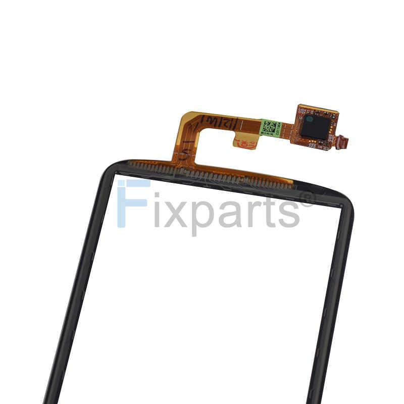 Per htc Sensation 4G G14 Z710E Touch Screen Lente di Vetro Digitalizzatore Pannello Sensore di Parti di Riparazione del Rimontaggio di trasporto libero