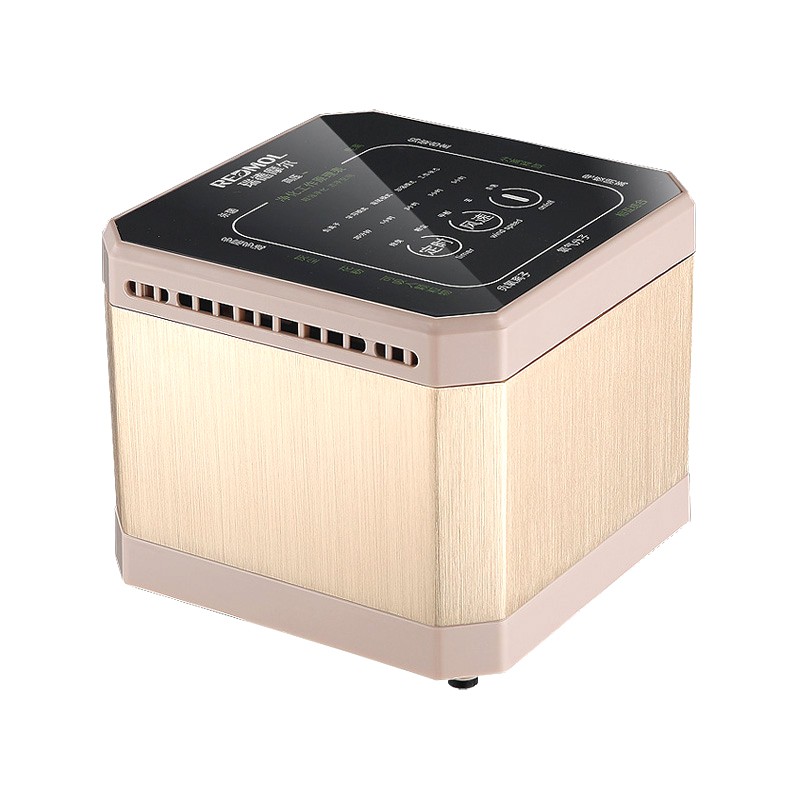 Office Desk Air Cleaner Mini Household Inside Bedroom Smoke Removal Formaldehyde Small-scale Secondhand Smoke Purifier