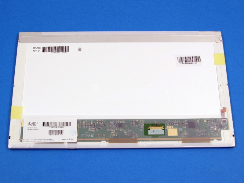14.0inch for HP 8440P 8440W LED screen LTN140AT05 N140B6-D11 B140XW01 V.4 V4 LP140WH1-TPD1 Laptop lcd screen 1366*768 30PIN original new laptop led lcd screen panel touch display matrix for hp 813961 001 15 6 inch hd b156xtk01 v 0 b156xtk01 0 1366 768