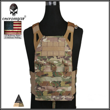 Military Army Tactical  Airsoft Paintball Shooting SWAT Protective Combat Jump Plate Carrier Multicam MC Vest Back Support tmc jump plate carrier 500d cordura fg airsoft military tactical vest free shipping sku12050281