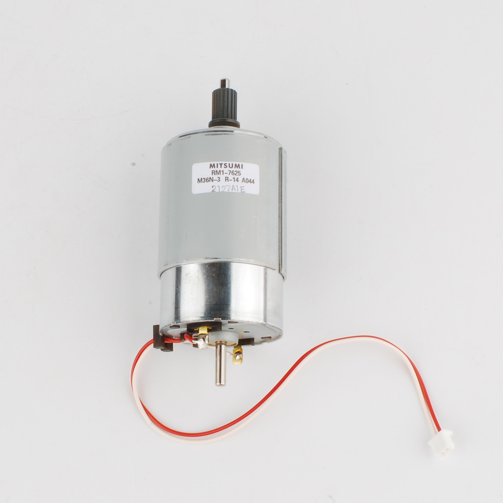 Top Tapan MITSUMI 555 DC MOTOR 12V dc 2800rpm Biaxial Large Torgue Diy DC Generator Toy Car Duster