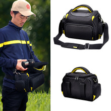 M L Waterproof Shoulder Camera Photography Bag Case for DSLR SLR Nikon New