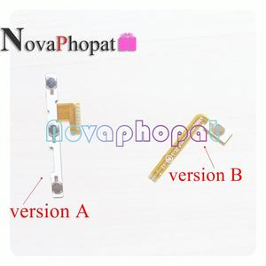 Novaphopat Flex-Cable Replacement-Parts Key-Button Power Lenovo for Pcb-Board 10pcs/Lot