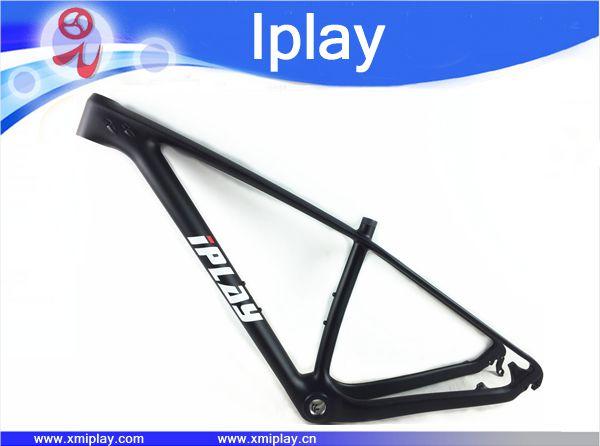 IPLAY Carbon Mtb Frame 29er/27.5er Mtb Carbon Frame 650B Carbon Mountain Bike Frame 142*12 Or 135*9mm Bicycle Frame