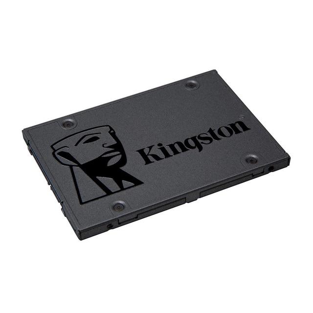 Kingston A400 SSD 120GB 240GB 480GB 2.5 inch SATA III HDD Hard Disk HD SSD Notebook PC 120 240 480 G Internal Solid State Drive 3