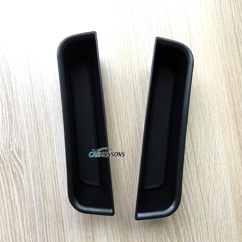 Mersedes Benz ML GL GLE Class X166 W166 Qapı Qapı üçün Anbar - Avtomobil daxili aksesuarları - Fotoqrafiya 4