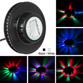 8W Colorful RGB 48 LED Magic Stage Light for Festival Christmas Home Party Dance Disco DJ KTV Bar Club Lighting Effect Lamp