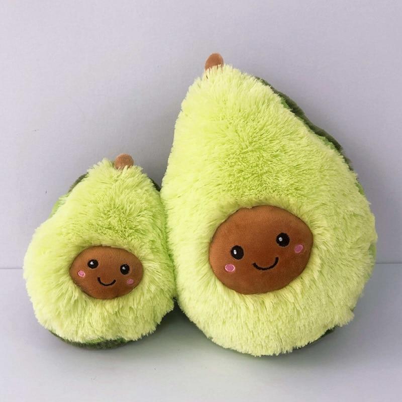 Linda linda confortável Abacate Abacate bonecas brinquedos de pelúcia bonito presente de Aniversário presente do dia das Crianças