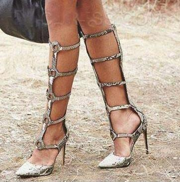 Compare Prices on Silver Gladiator Heels- Online Shopping/Buy Low ...