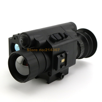 1000M Range Infrared Thermal Imager Video Cameras Infrared Night Vision Scope With Mini Laser Rangefinder