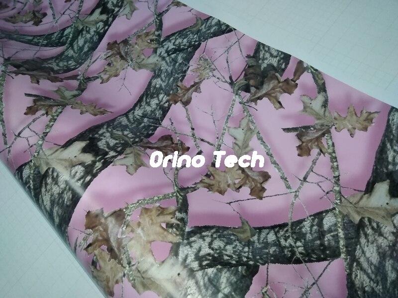 Shadow Gras Realtree Vinyl Film ORINO Auto Wrap Met Luchtbel Gratis Auto Styling Sticker Auto Motor Decal Wikkelen - 5