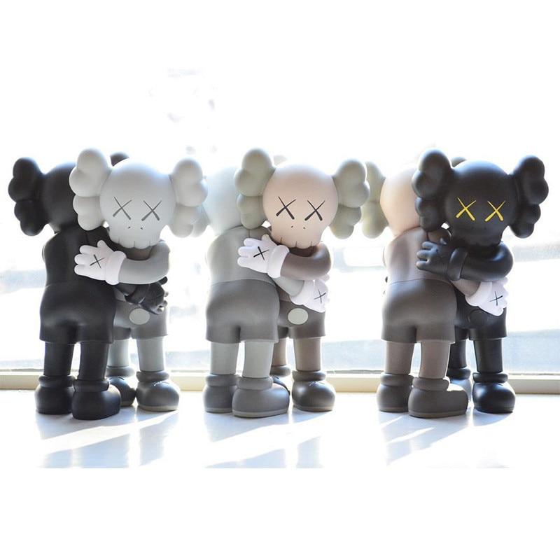 Kaws Together Open Edition Grey Figure Medicom Toy