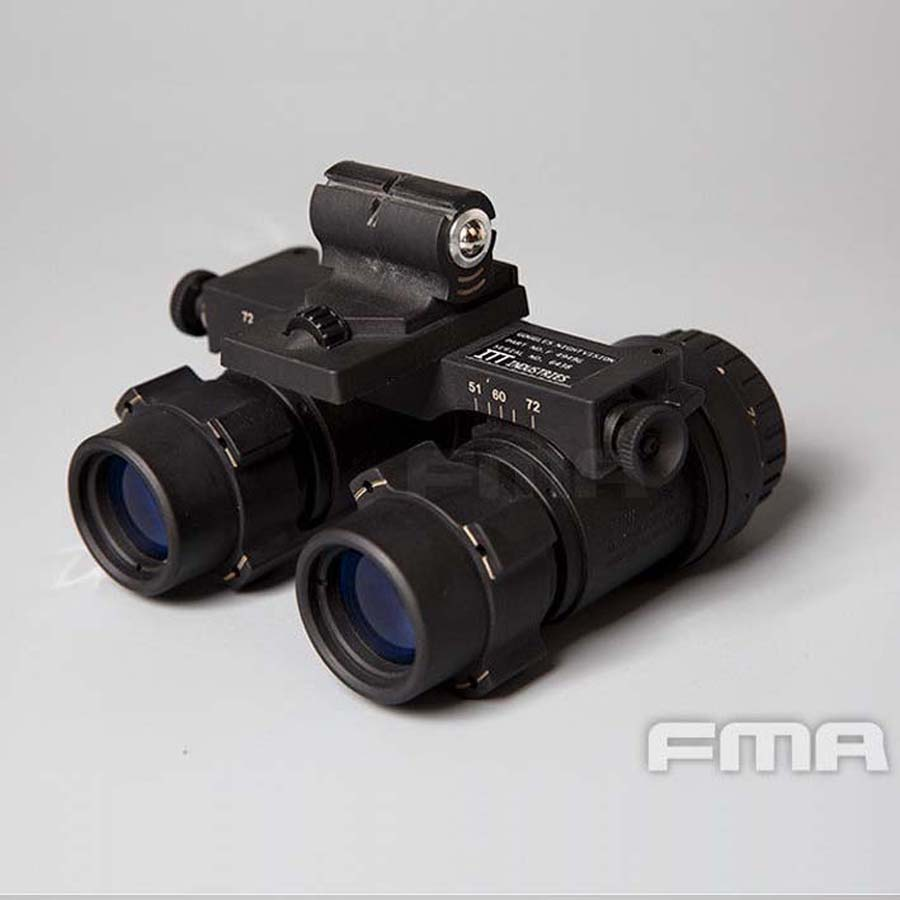 FMA Tactical Airsoft AVS 9 Night Vision Goggle NVG Dummy Model No Function Model Free Shipping diesel трусы