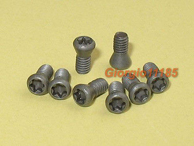50pcs M1.6 x 4mm Insert Torx Screw for Replaces Carbide Inserts CNC Lathe Tool кпб cl 219