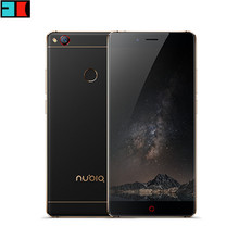 "Original Nubia Z11 5.5"" Cellphone 4GB/6GB RAM 128GB/64GB ROM Mobile Phone Snapdragon 820 Quad Core 16.0MP Fingerprint NFC"