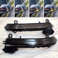 2 Pieces For BMW F20 F30 F31 F21 F22 F23 F32 F33 F34 X1 E84 1 2 3 4 series Dynamic Rearview Mirror Blinker Turn Signal LED light недорго, оригинальная цена