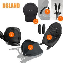 can  use for  dsland qibaer stok high  landscape  v3 v4 stroller accessary  and front wheel rear wheel