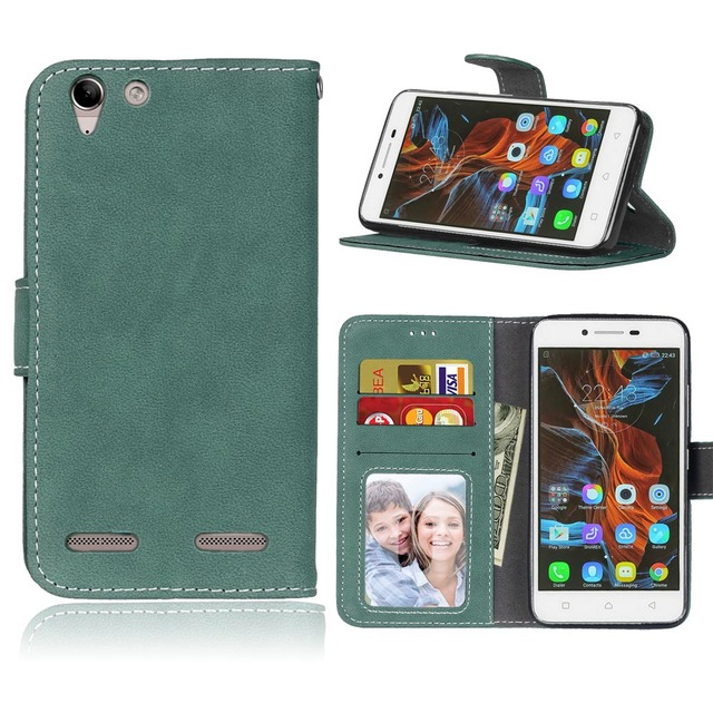 Luxury Flip Leather Soft Silicone Case Cover for Lenovo Vibe K5 Plus phone bags for coque Lenovo A6020a46 Lemon 3 phone capa box