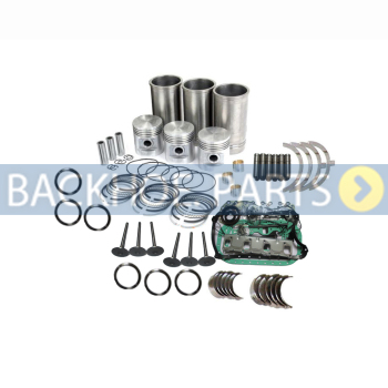 D750 Overhaul Kit STD with liner for Kubota B5200 B7100 Tractor