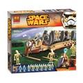 BELA Espacio de transporte de Tropas de Combate robot de Star Wars Building Blocks Compatible Con Juguetes Educatonal Starwars Juguete Bloques