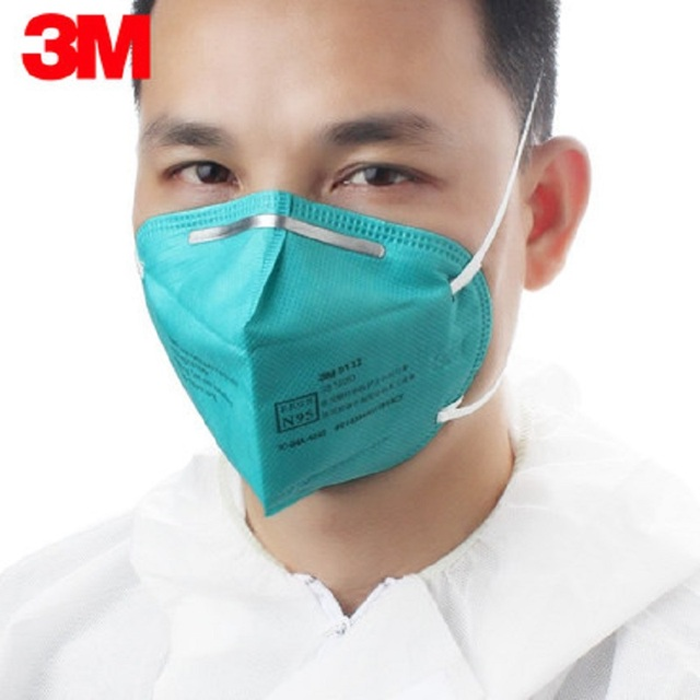maschera con filtro n95 3m