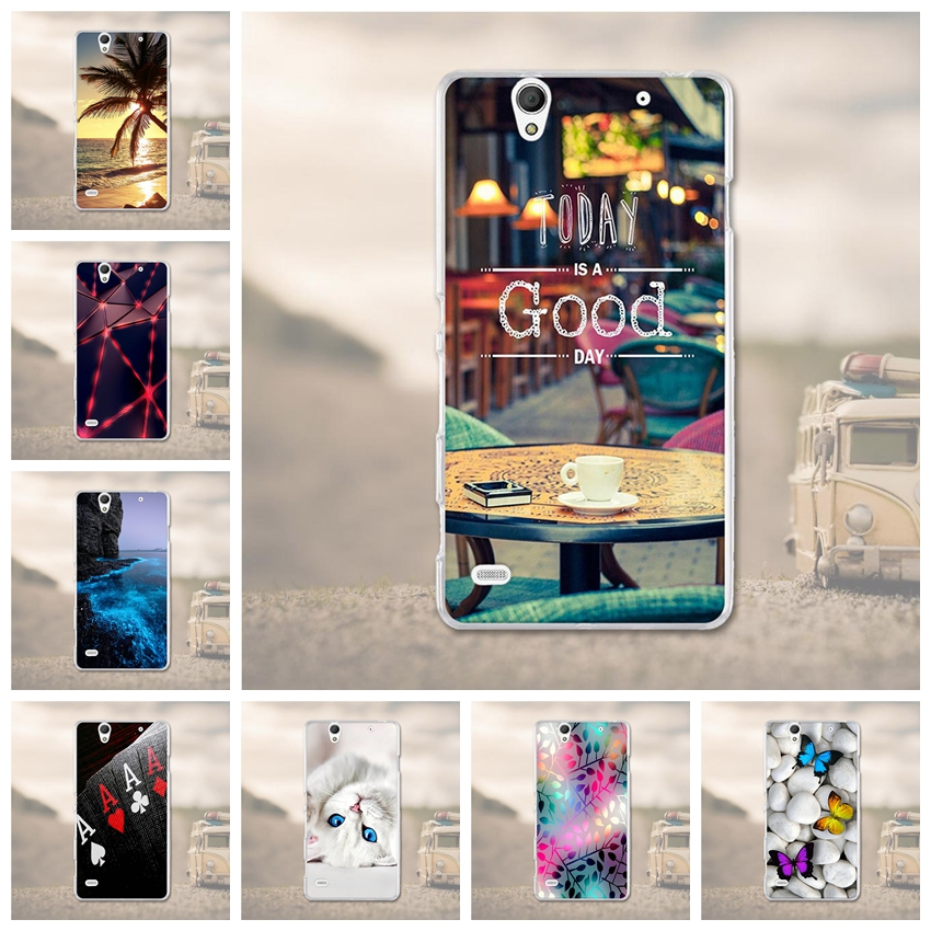 For Sony Xperia C4 E5303 E5306 E5353 Case Silicone Cover for Sony Xperia C4 Cases 3D Soft TPU Mobile Phone Bags for Sony C4 Case